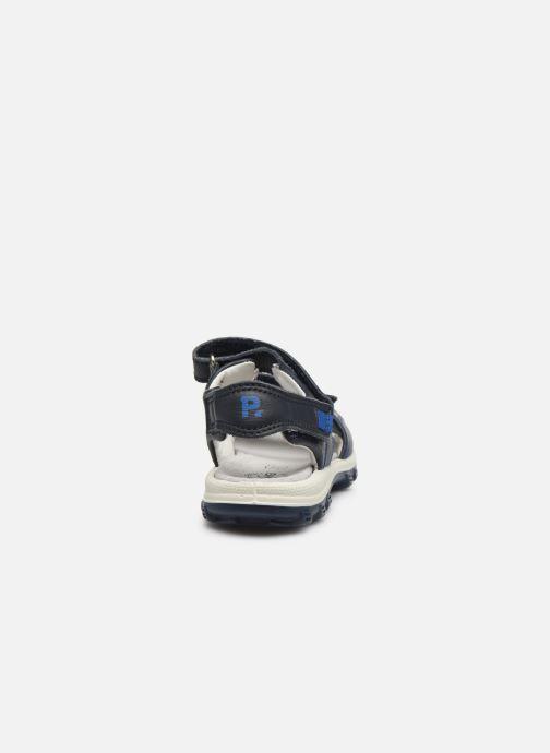 Sandalias Primigi PRA 53911 Azul vista lateral derecha