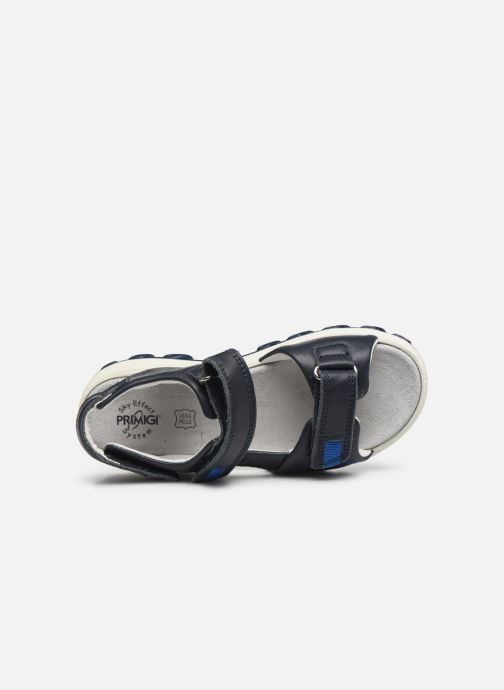 Sandalias Primigi PRA 53911 Azul vista lateral izquierda