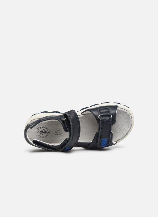 Sandalen Primigi PRA 53911 blau ansicht von links