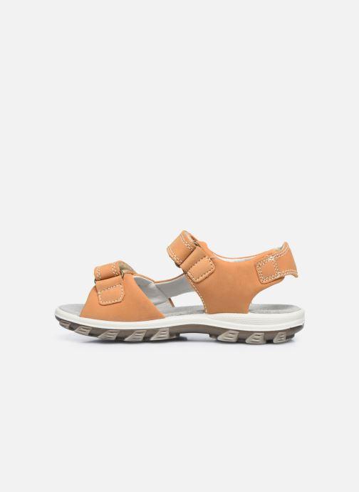 Sandales et nu-pieds Primigi PRA 53911 Marron vue face