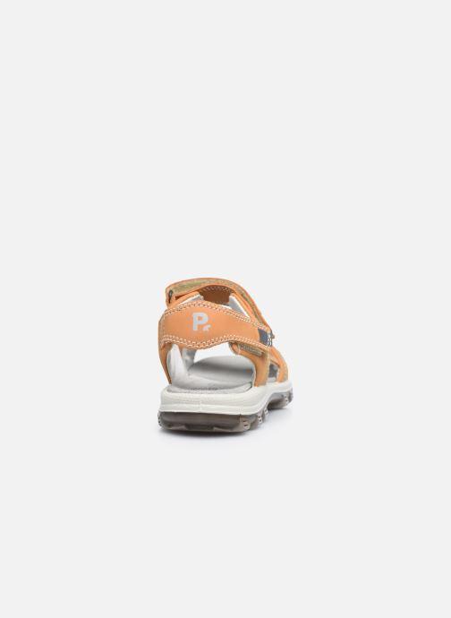 Sandalen Primigi PRA 53911 braun ansicht von rechts