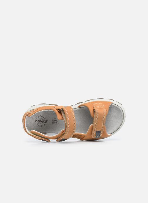 Sandalen Primigi PRA 53911 braun ansicht von links