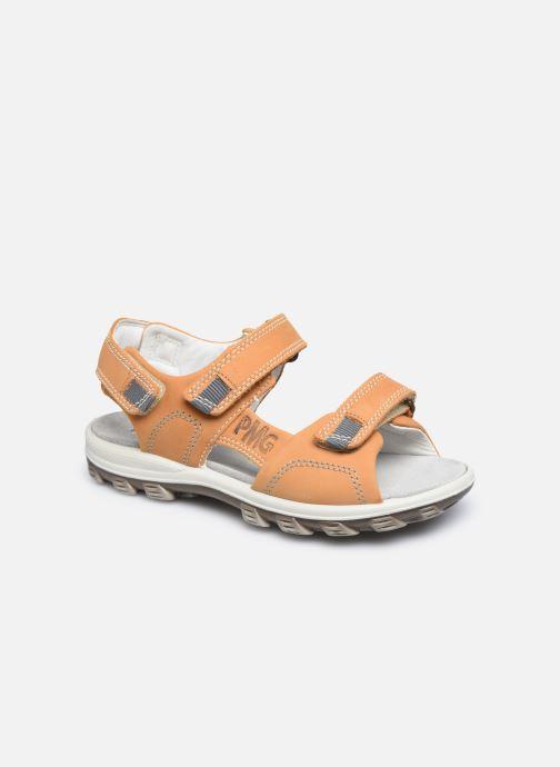 Sandales et nu-pieds Primigi PRA 53911 Marron vue détail/paire