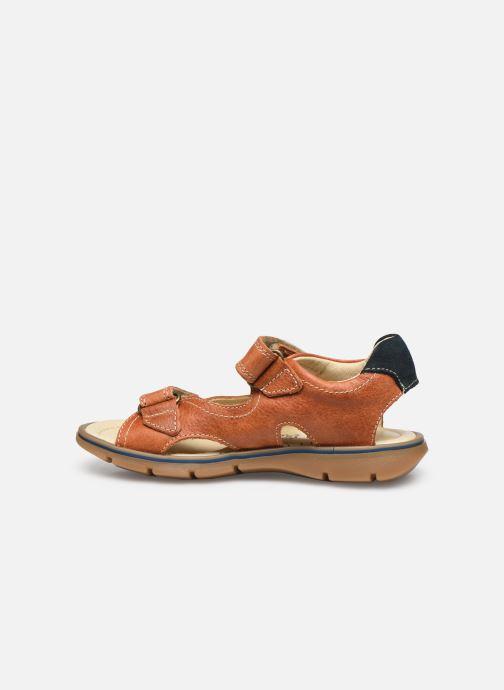 Sandales et nu-pieds Primigi PFP 54211 Marron vue face