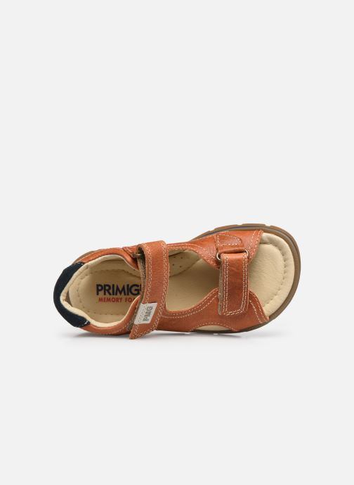 Sandales et nu-pieds Primigi PFP 54211 Marron vue gauche