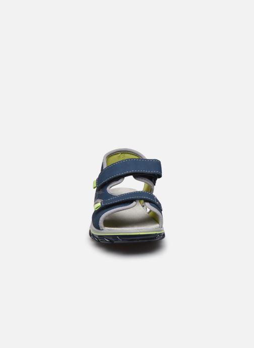 Sandales et nu-pieds Primigi PRA 53910 Bleu vue portées chaussures