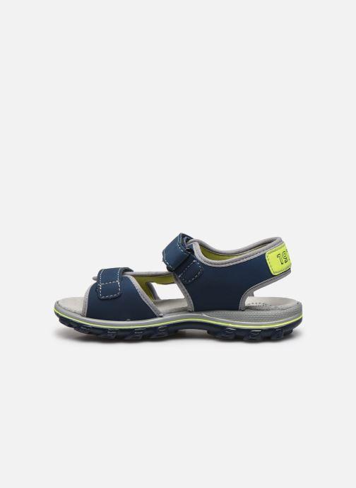 Sandalen Primigi PRA 53910 blau ansicht von vorne