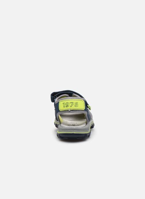 Sandales et nu-pieds Primigi PRA 53910 Bleu vue droite