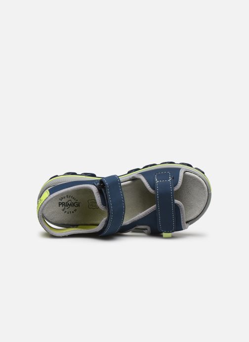 Sandalen Primigi PRA 53910 blau ansicht von links