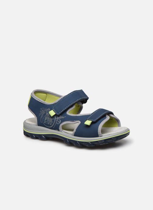 Sandales et nu-pieds Primigi PRA 53910 Bleu vue détail/paire