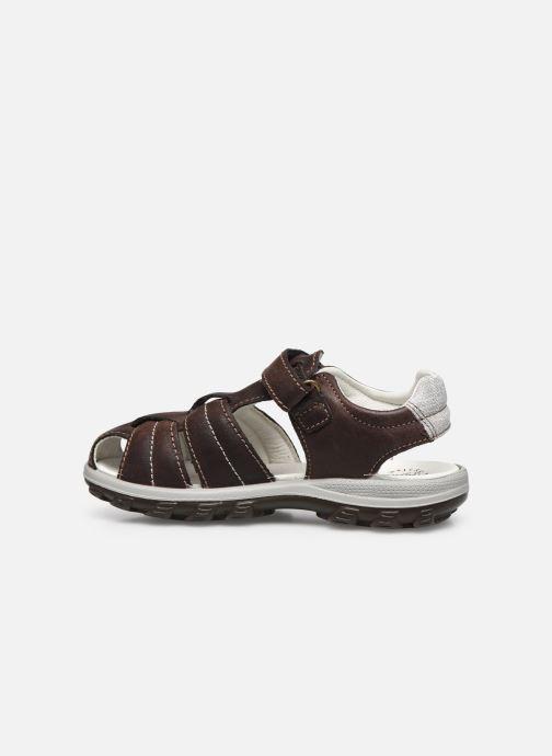 Sandales et nu-pieds Primigi PRA 53912 Marron vue face