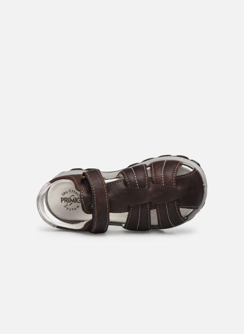 Sandales et nu-pieds Primigi PRA 53912 Marron vue gauche