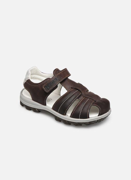 Sandales et nu-pieds Primigi PRA 53912 Marron vue détail/paire