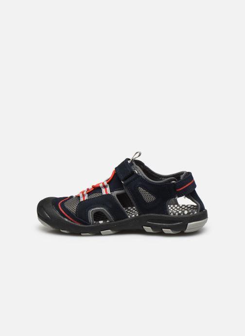 Sandali e scarpe aperte Primigi PCD 54631 Azzurro immagine frontale