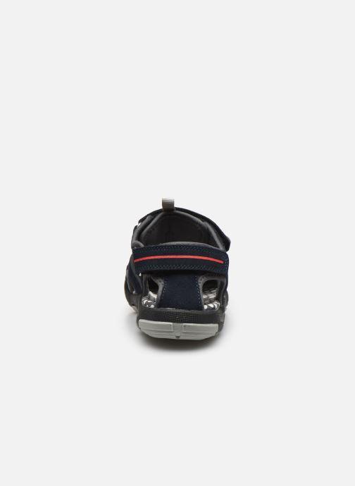 Sandali e scarpe aperte Primigi PCD 54631 Azzurro immagine destra