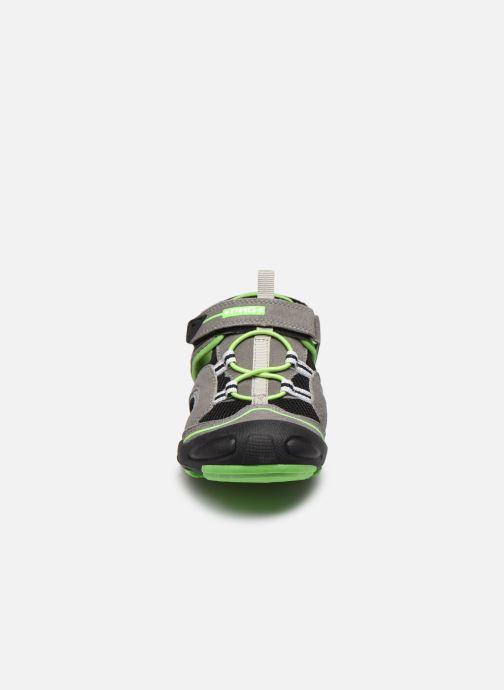 Sandales et nu-pieds Primigi PCD 54631 Gris vue portées chaussures