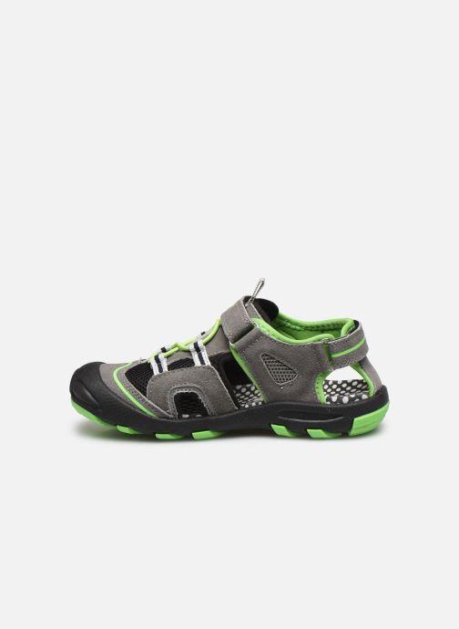 Sandales et nu-pieds Primigi PCD 54631 Gris vue face