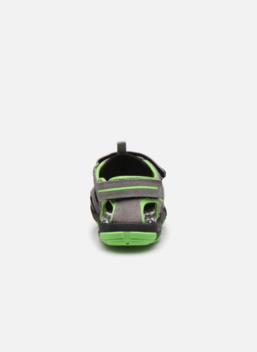 Sandales et nu-pieds Primigi PCD 54631 Gris vue droite