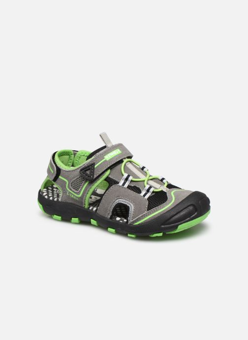 Sandales et nu-pieds Primigi PCD 54631 Gris vue détail/paire