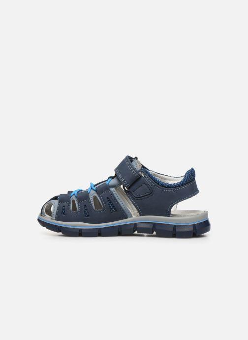 Sandali e scarpe aperte Primigi PTV 53927 Azzurro immagine frontale