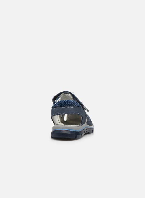 Sandali e scarpe aperte Primigi PTV 53927 Azzurro immagine destra