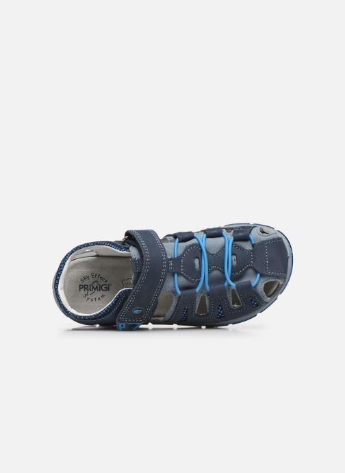 Sandalias Primigi PTV 53927 Azul vista lateral izquierda