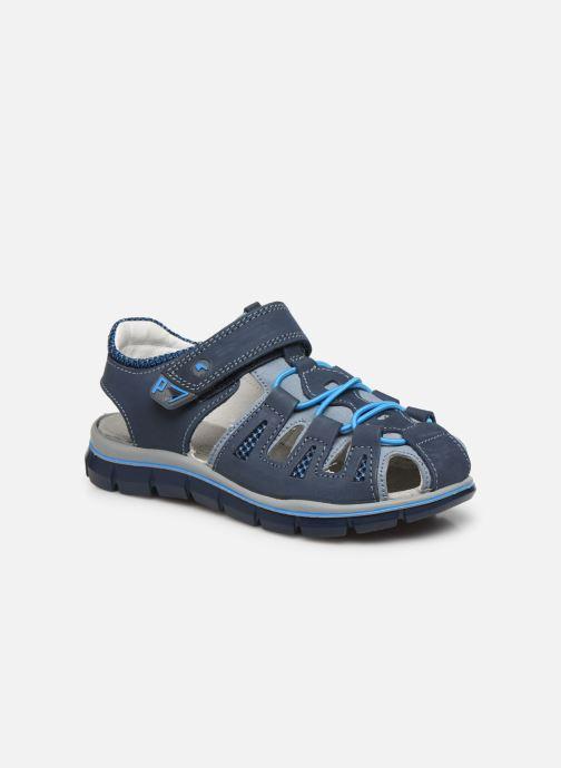Sandaler Primigi PTV 53927 Blå detaljeret billede af skoene