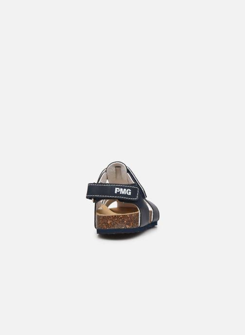 Sandales et nu-pieds Primigi PBK 54252 Bleu vue droite