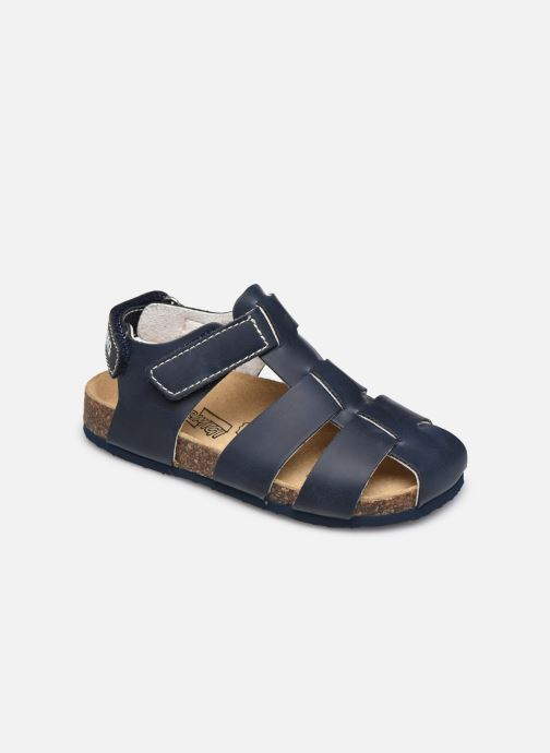 Sandales et nu-pieds Primigi PBK 54252 Bleu vue détail/paire