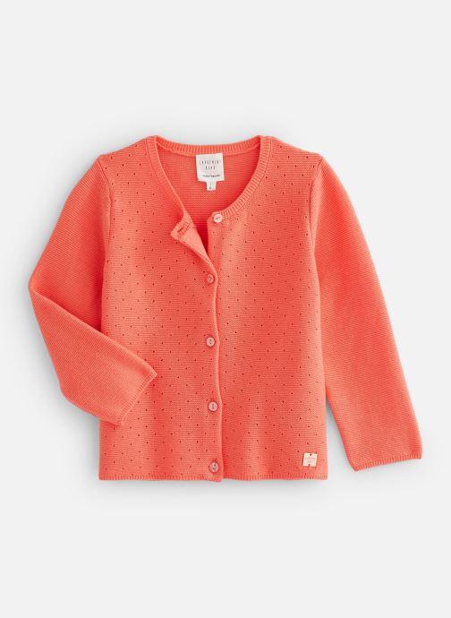 Vêtements CARREMENT BEAU Y95209 Rose vue détail/paire