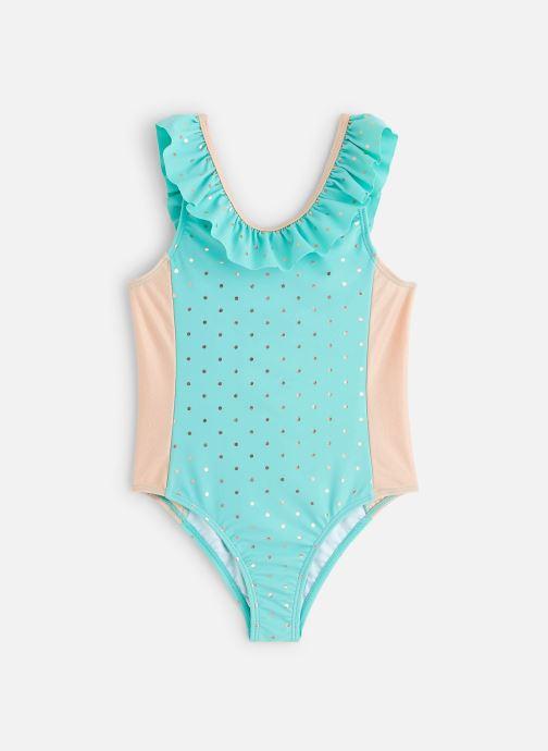 Vêtements Carrement Beau Y10131 Bleu vue détail/paire