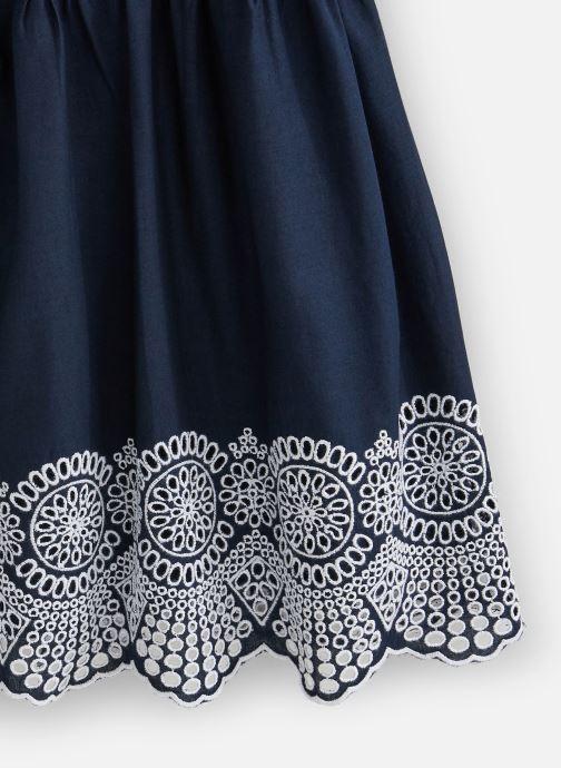 Vêtements Carrement Beau Y12203 Bleu vue portées chaussures