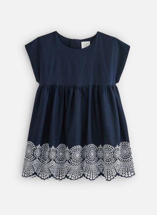 Vêtements Carrement Beau Y12203 Bleu vue détail/paire