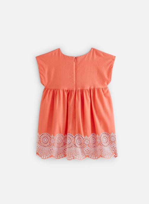 Vêtements CARREMENT BEAU Y12203 Rose vue bas / vue portée sac