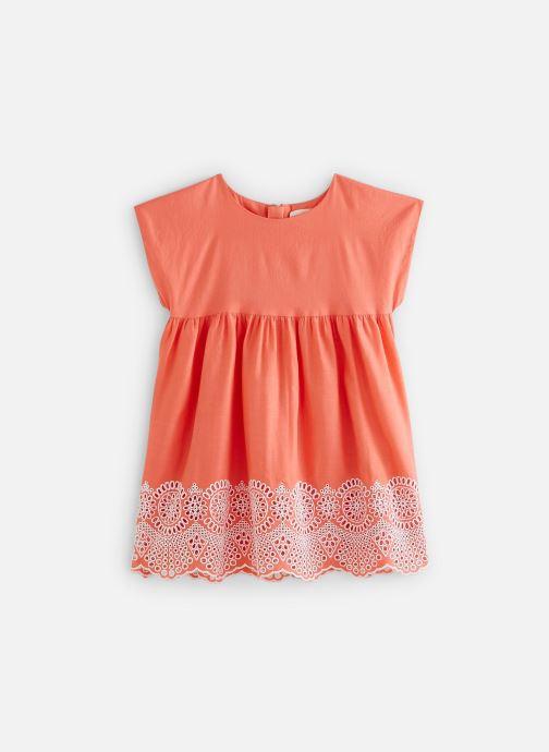 Vêtements CARREMENT BEAU Y12203 Rose vue détail/paire