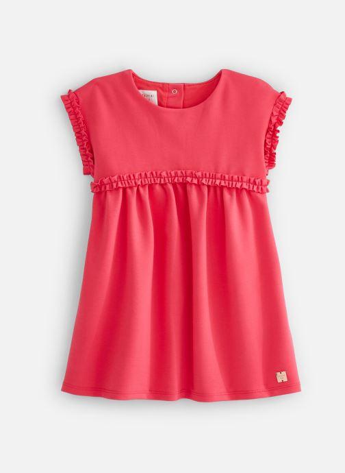 Vêtements Carrement Beau Y12197 Rose vue détail/paire