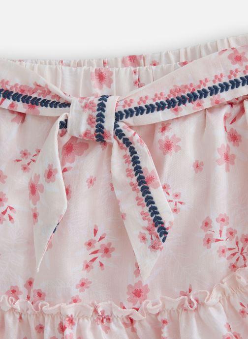 Vêtements CARREMENT BEAU Y13079 Rose vue portées chaussures