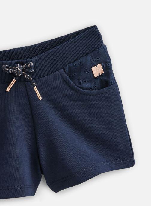 Vêtements Carrement Beau Y14157 Bleu vue portées chaussures