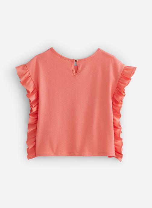 Vêtements Carrement Beau Y15337 Rose vue bas / vue portée sac