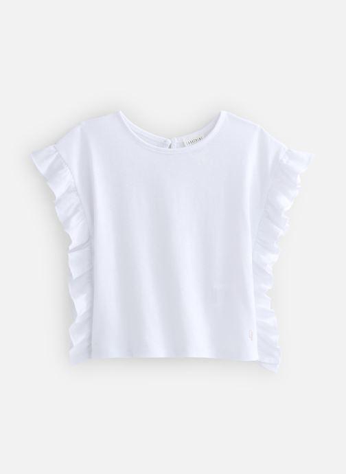 Vêtements CARREMENT BEAU Y15337 Blanc vue détail/paire