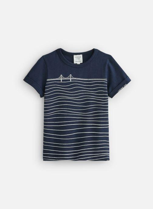 Vêtements CARREMENT BEAU Y25300 Bleu vue détail/paire