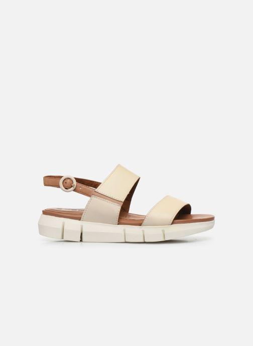 Sandales et nu-pieds Tamaris JANNE Beige vue derrière