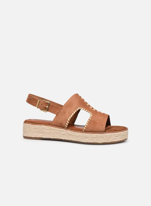 Sandales et nu-pieds Tamaris JUDE Marron vue derrière