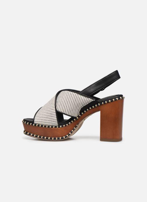 Sandali e scarpe aperte Tamaris JEDDY Bianco immagine frontale