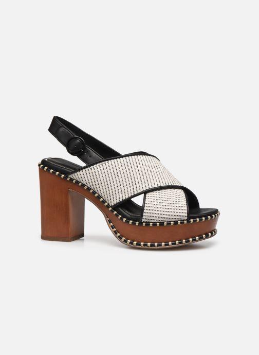 Sandali e scarpe aperte Tamaris JEDDY Bianco immagine posteriore