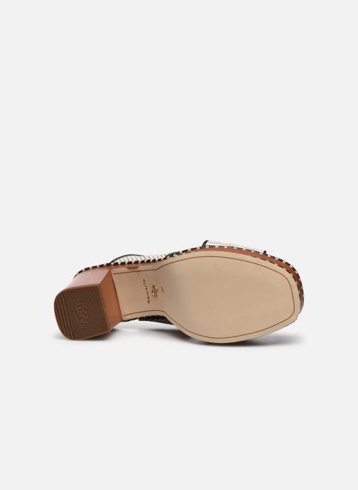Sandali e scarpe aperte Tamaris JEDDY Bianco immagine dall'alto