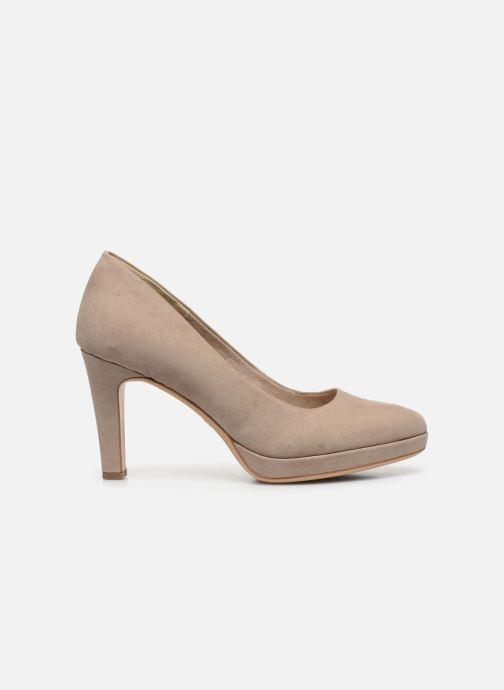 Zapatos de tacón Tamaris TIANA Beige vista del modelo