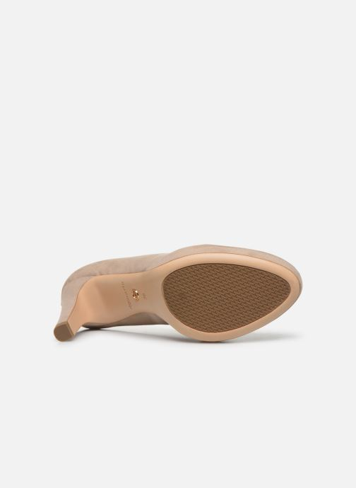 Zapatos de tacón Tamaris TIANA Beige vista de arriba