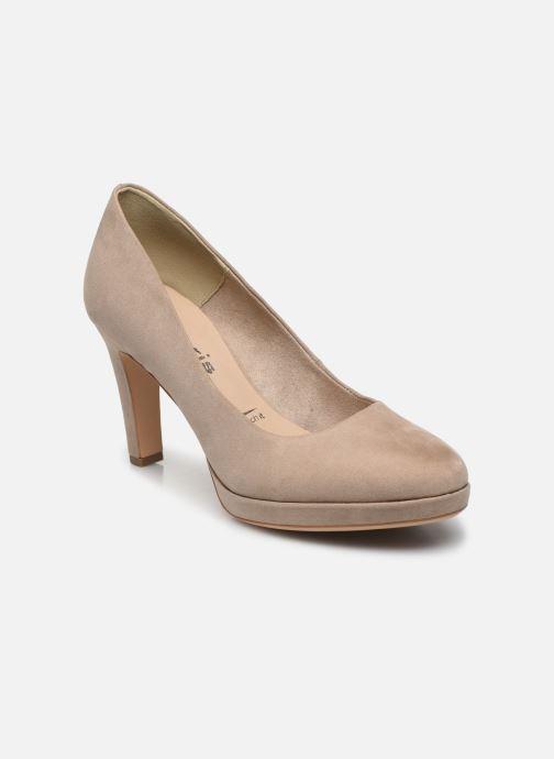 Zapatos de tacón Tamaris TIANA Beige vista de detalle / par