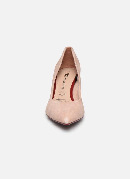 Escarpins Tamaris TIANA Rose vue portées chaussures
